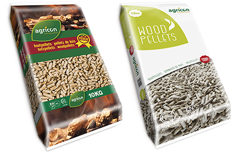 Agricon houtpellets